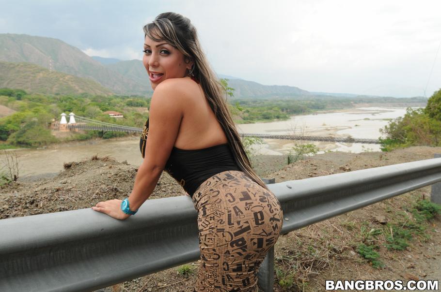 Sandra colombian porn videos