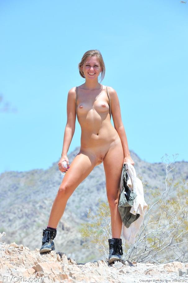 hike Riley Reid
