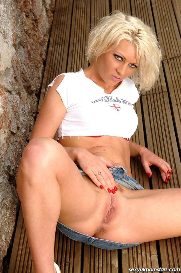 Blonde British Milf Taboo