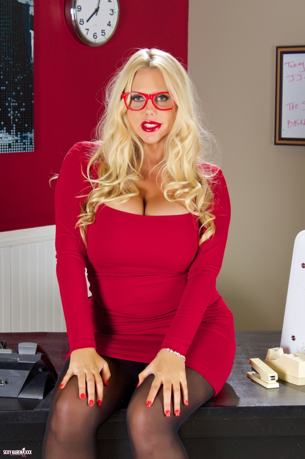 Best of Xxx Hot Secretary Wearing Glasses