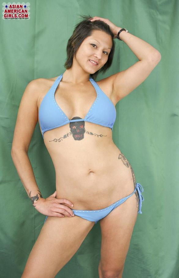 Tattoo bikini babe xxx