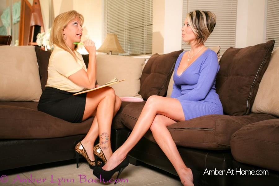 Amber Lynn Lesbian