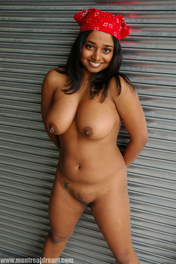 Voluptuous Indian Girl Shows Off Her Perfect Ass, Pussy -9206