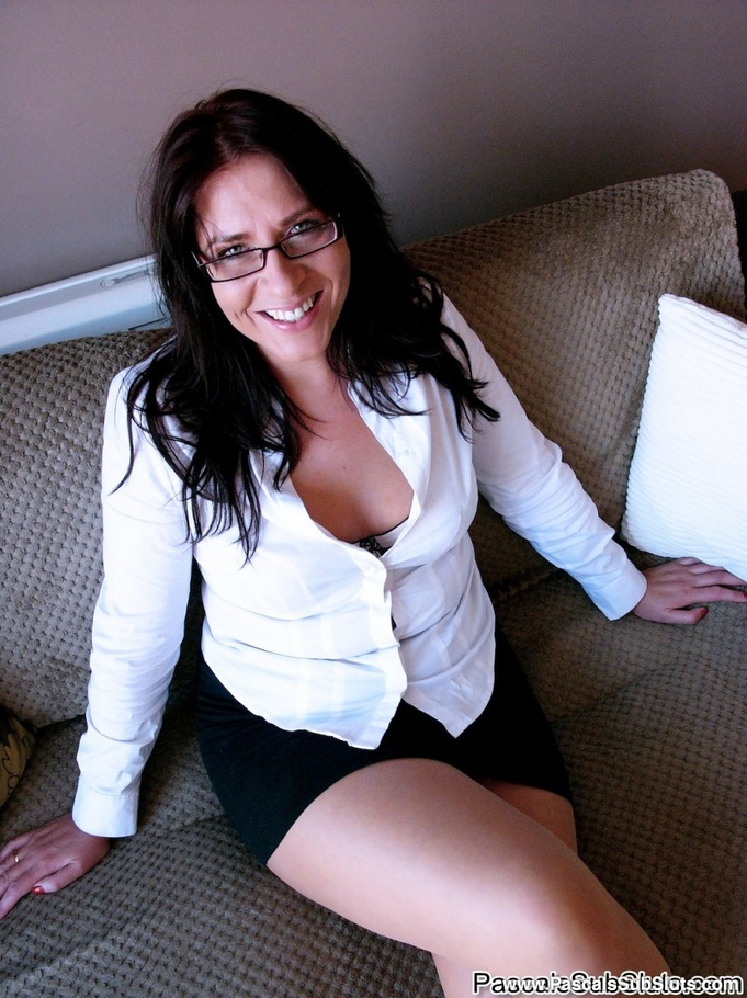 Big boobed women with glasses nude does not