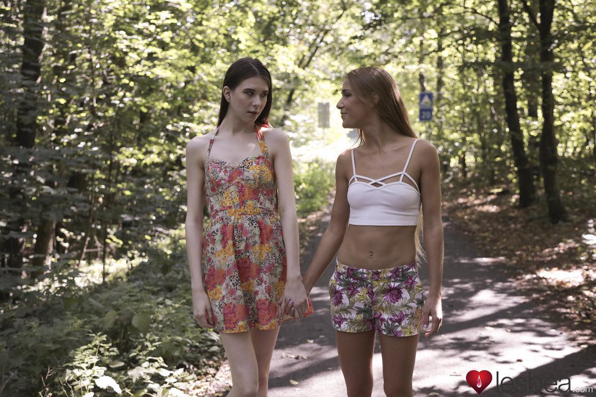 Reality lesbianas sexi orgasam