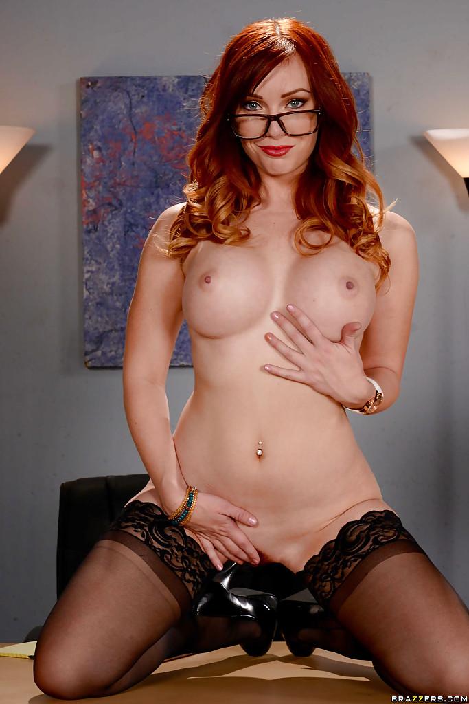 Big Ass Big Tits Redhead