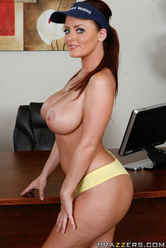 Remarkable, very big tits at work sophie dee very