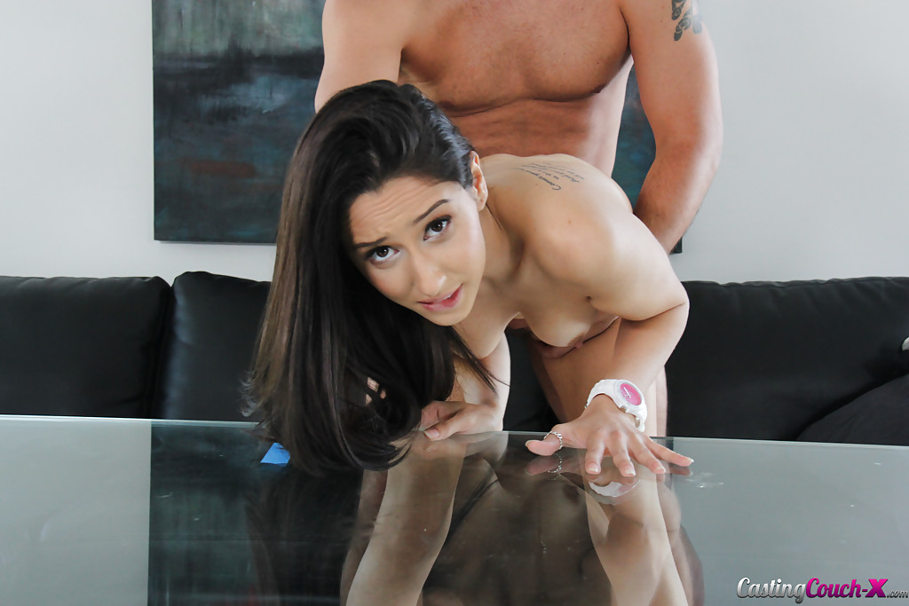 Latina Anal Casting Couch