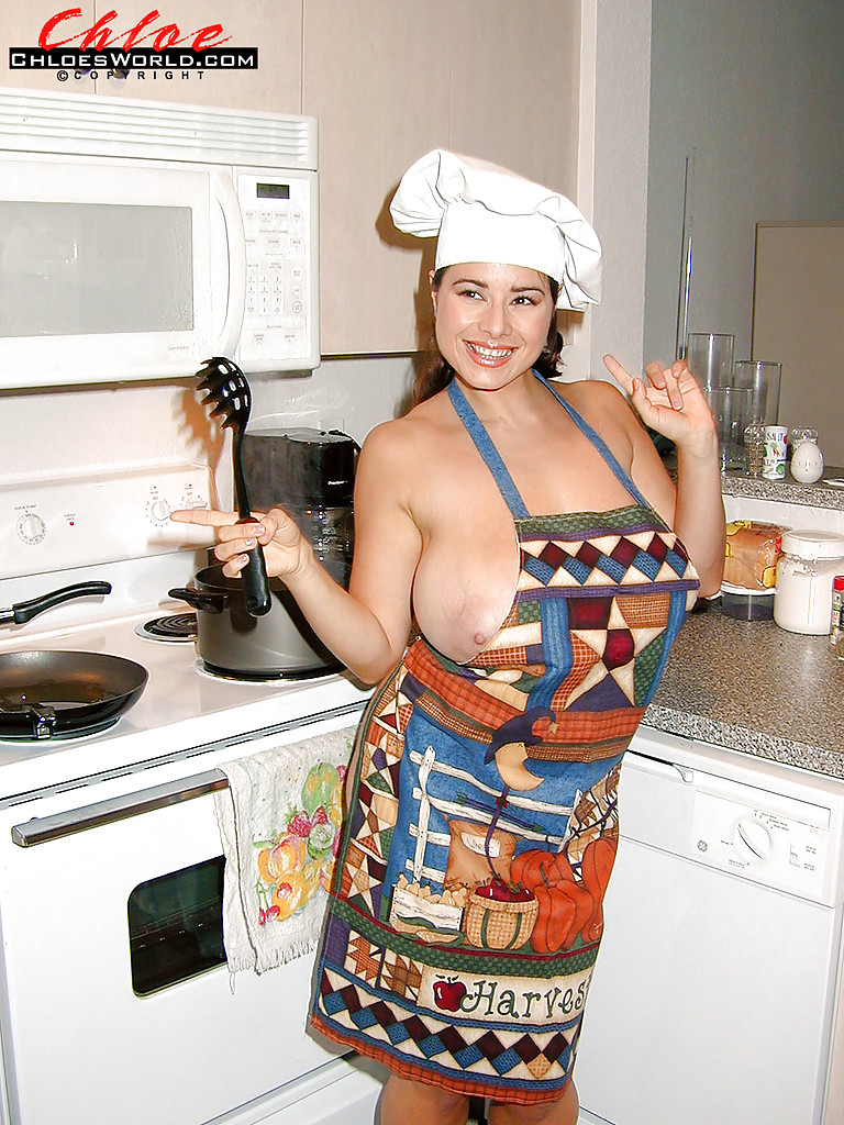 Antonella kahllo has huge tits plus she's a great cook