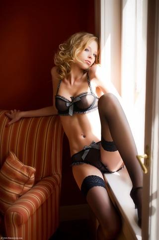 angel hott lingerie