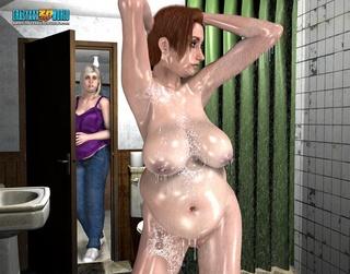 pregant nude babe dirty