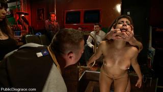 captured perfect body slave