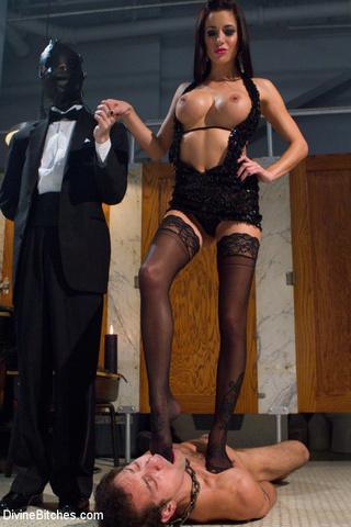 adorable mistress sexy balck