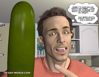 Funny Gay Sex cartoons
