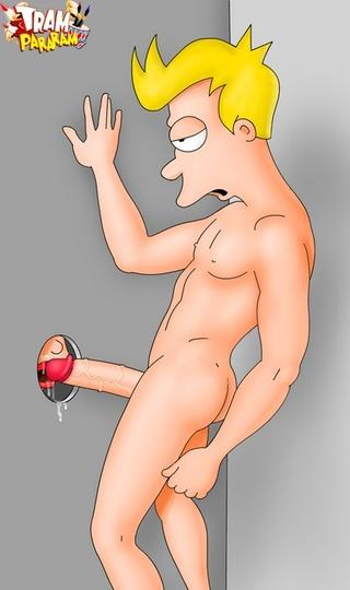 sex hungry cartoon babes