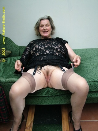 Nylon mature galleries