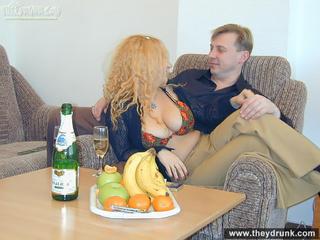 They drunk porn