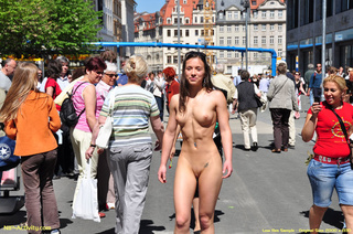 photograph sexy appealing public