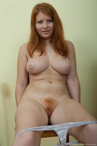 russian babe red hair