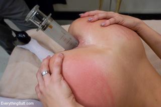 hot blond anal whore