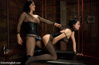 anal sex and domination