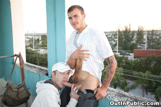 mind-blowing gay sex abandoned