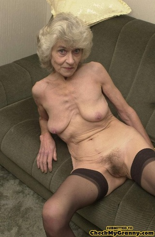 mature grannies Naked
