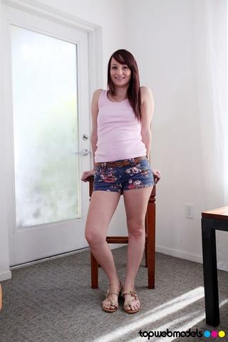 sexy butt lovely teen