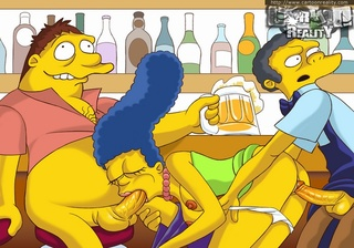 Marge xxx think, that