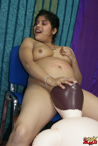 Fat nude indian bitch