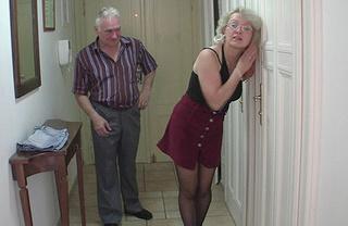 lustful mama padre decide