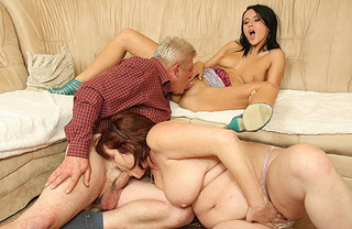 dirty red mom sucking