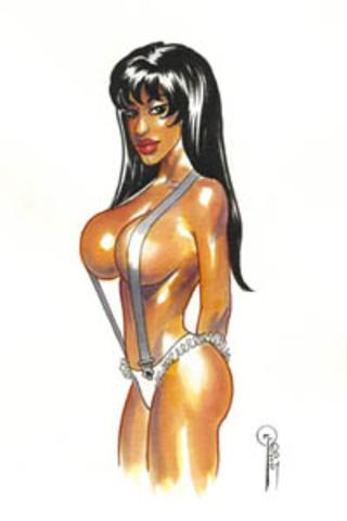 wonderful sketches females numerous