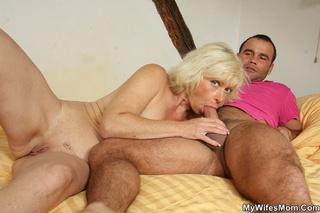 lustful mother-in-law taste good-sons