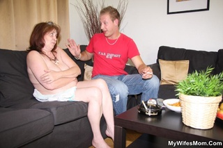 lustful lad red t-shirt