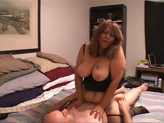 sex Fat mexican granny