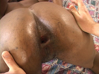 Wife ass gaped by blacks