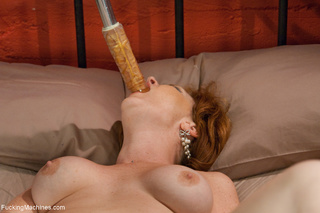 red milf holes plugged