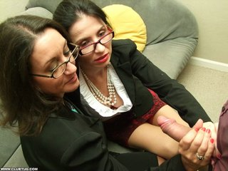 sexy secretaries man caught