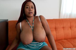 latina milky tits