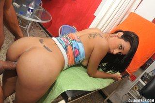 ass, latina, store, tattoo