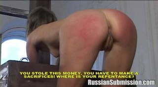 petite sweet girl punished