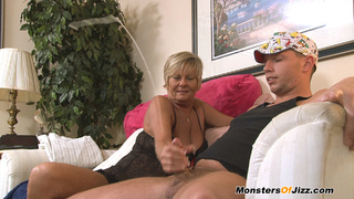 nymfo granny handjob neighborly