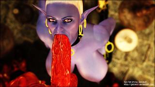 red devil fucking fairy's