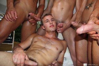 gay orgy cute sexy