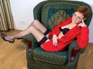 redhead helen perform anal