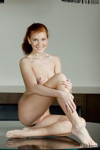 Naked girl grup shower