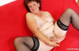 naughty momma shows hairy