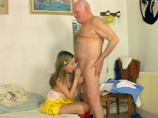 hungry grandpa fucking horny