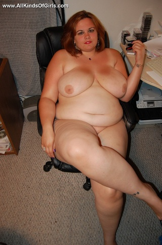 adorable bbw redhead housewife
